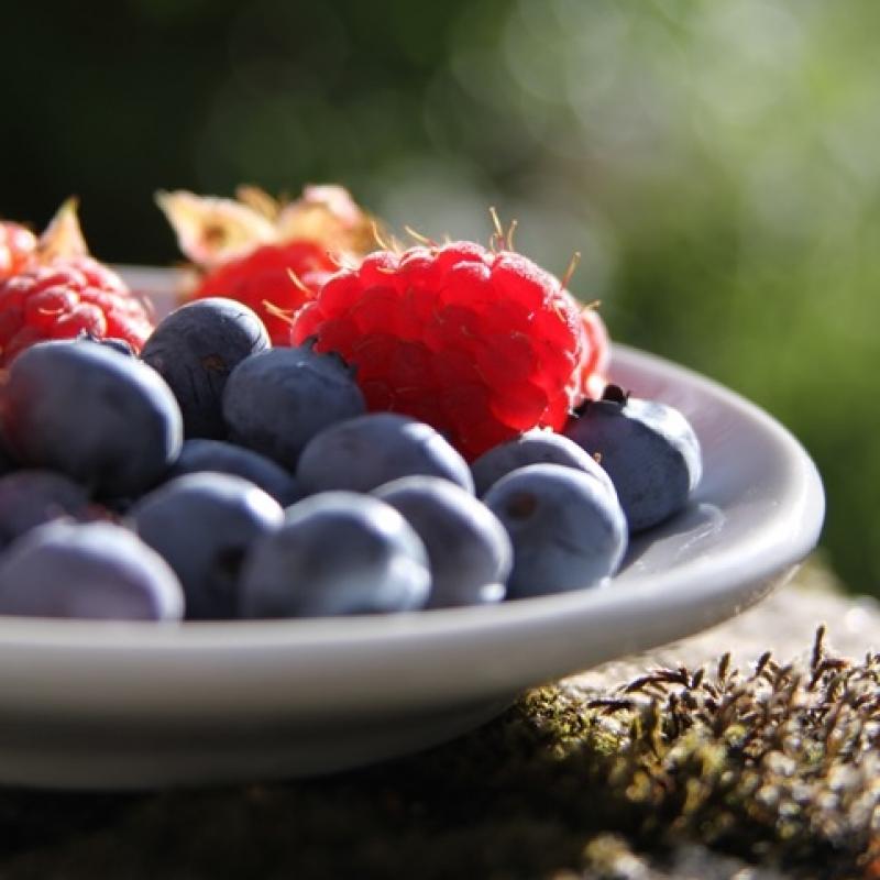 blueberry-raspberry